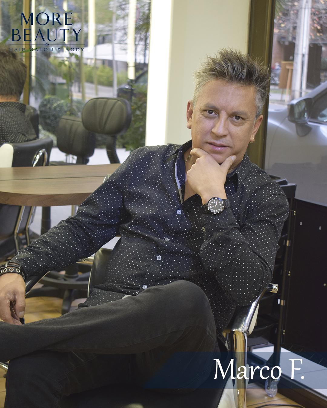 Marco Foweraker